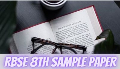 RBSE 8th Sample Paper 2021